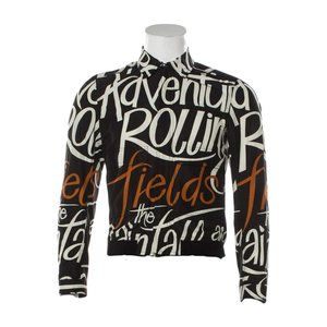 Burberry Prorsum Spring 2015 - Silk Script Jacket